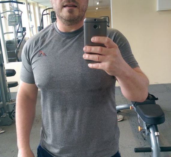 Eine Trainingseinheit voller MAX Übungen und einer geplatzten Hose