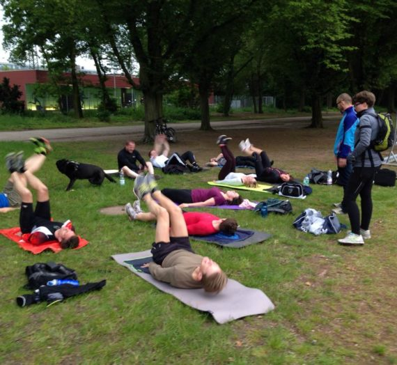 2x Ares, Pushup Max und Situp Max