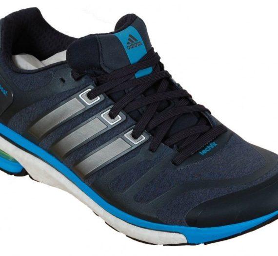 Darf es ein bisschen mehr sein? Adistar Boost von adidas.