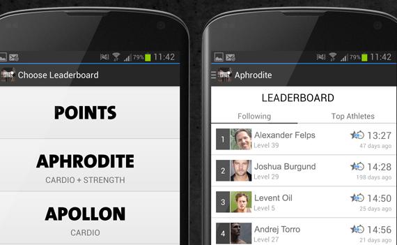 Freeletics App: Facebook sync wieder möglich.