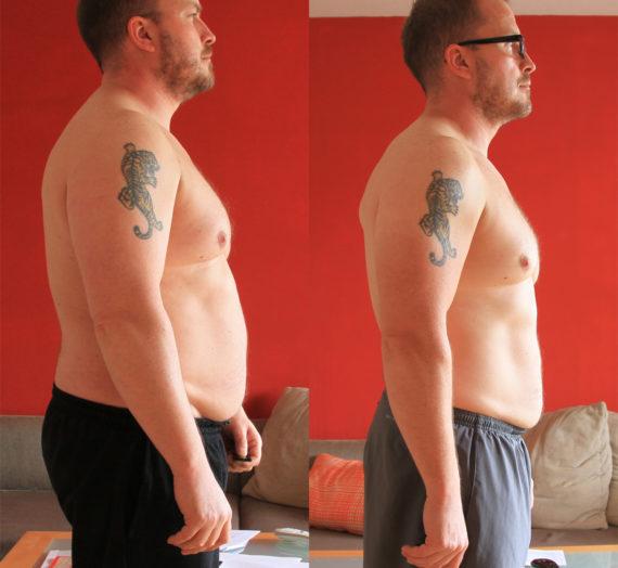 Meine körperliche Veränderung nach 3 Monaten Freeletics