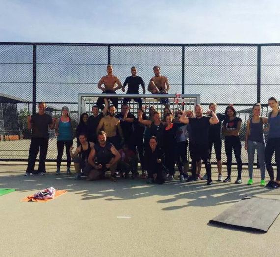 Ein Sonntag mit 8km Run, Sprints, Kentauros, Technical Training und Max