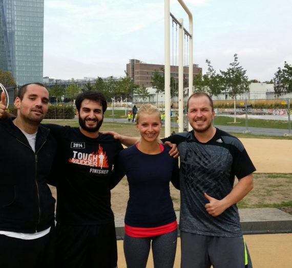Skaterpark: 3x Ares und mit 3x netten Menschen am Start