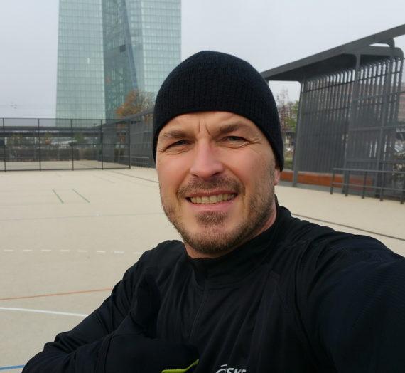 Skatepark bei 5 Grad und es wird Winter