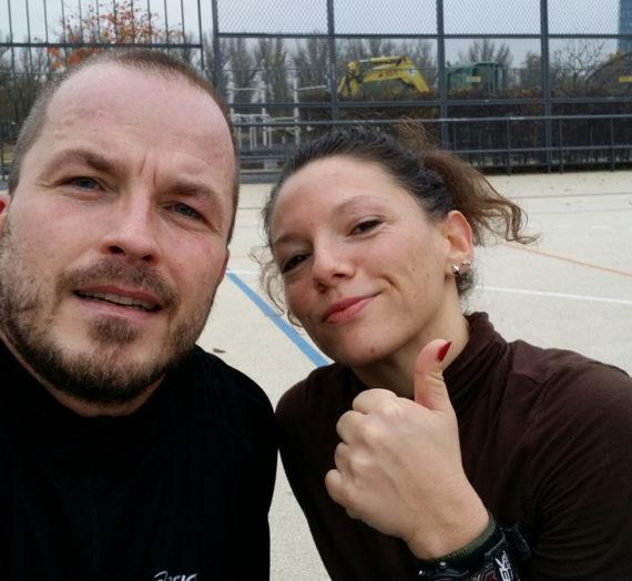 """Kein Coach, dafür """"Dione"""" mit Claudia"""