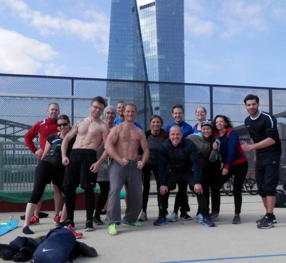 Samstag Workout mit Apollon und 250 Crunches