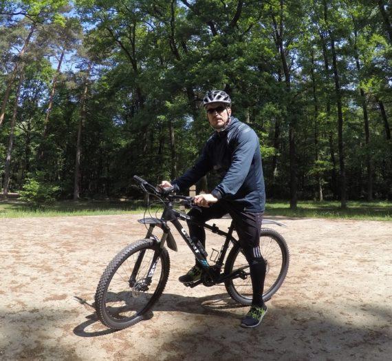 Kentauros, Radtour und 100 Burpees in 5:54 Minuten