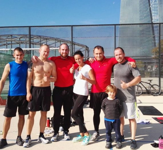 Hermes, 3/4 Thanatos strength und 100 Burpees
