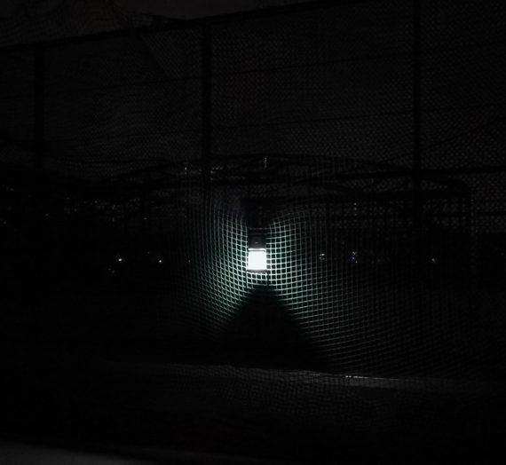 4:45 Uhr Aufstehen. 5:30 Uhr Skatepark. Es wird immer verrückter und das Lichtlein brennt.