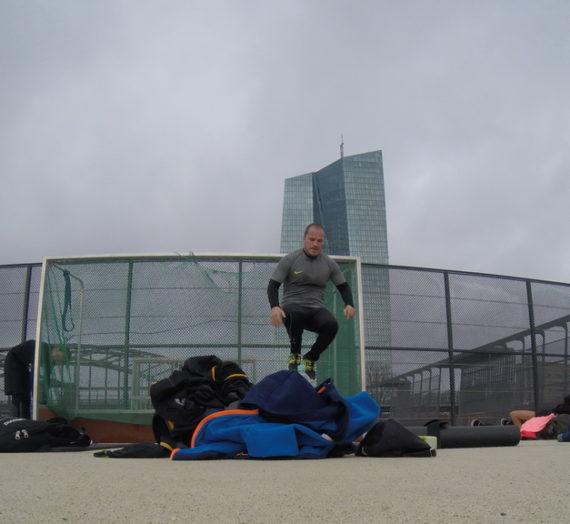 Samstag Workout mit Hermes strength 2×2