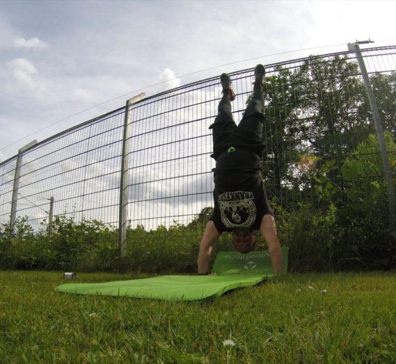 Sport frei bei den Kickers Obertshausen und am Skatepark