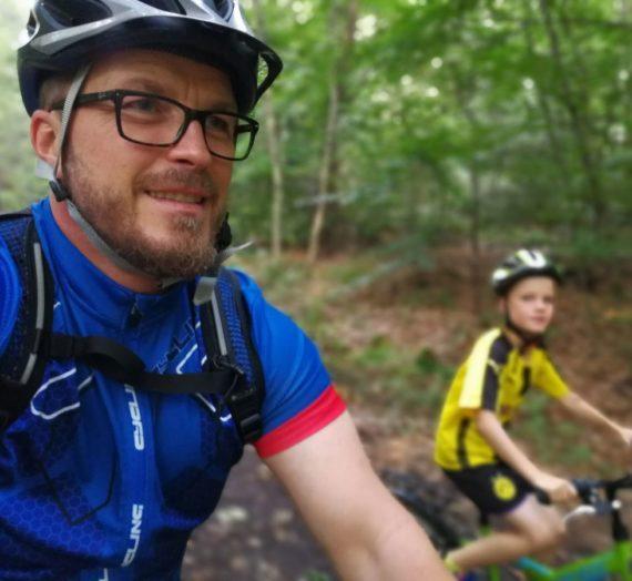 Weiter geht es mit dem Mountainbike