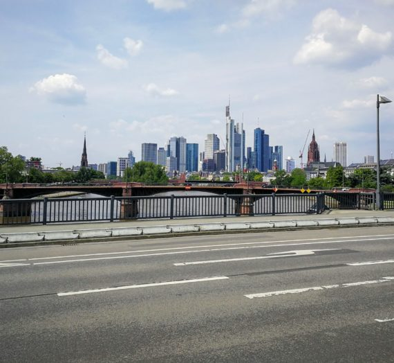 Einmal Frankfurt